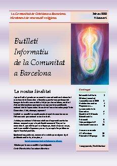 Boletín / Butlletí de notícies núm. 4