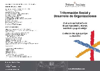 Nuevo seminario de Triformación Social en Barcelona