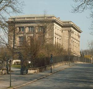 Archivo de Goethe y Schiller (Weimar)