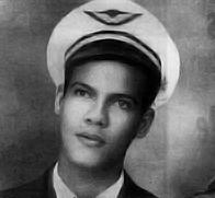 Athys Floride joven 1945