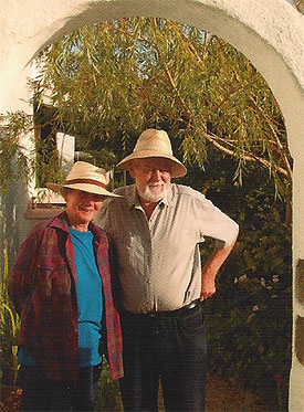Günther y Mary Anne Kunkel