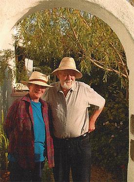 Günther y Mary Anne Kunkel