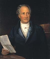 Wolfgang J von Goethe