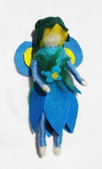 El Hada Azul