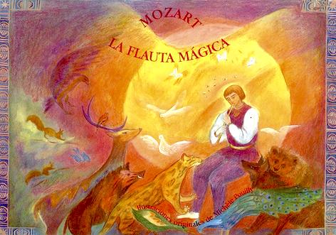Mozart. La flauta mágica