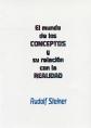 El mundo de los conceptos y su relación con la realidad