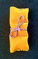 6 bloques de cera Stockmar en estuche amarillo dorado de fieltro