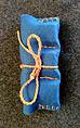 6 colores de cera Stockmar en estuche azul de fieltro