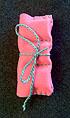 6 colores de cera Stockmar en estuche rosa de fieltro