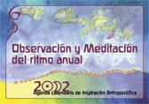 Observación y Meditación del ritmo anual (2012)