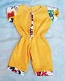 Pijama amarillo