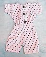 Pijama con estampado de estrellas