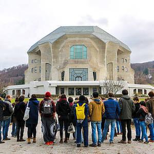 Coneix el Goetheanum: visites guiades en català - Conoce el Goetheanum: visitas guiadas en castellano