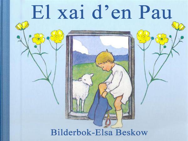 el-xai-d`en-pau-llibre-recomanat-per-a-infants-a-partir-de-4-anys