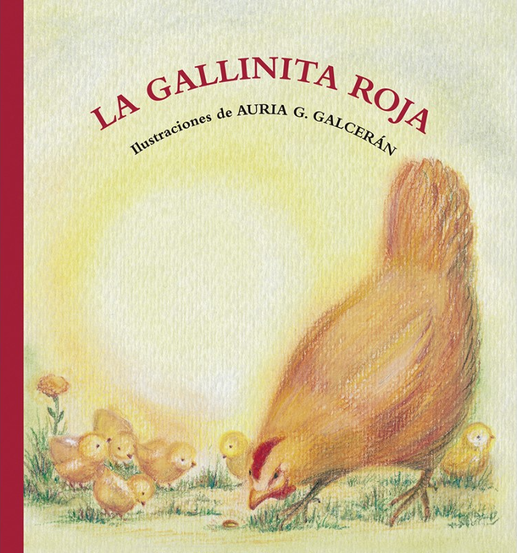 la-gallinita-roja-auria-galceran