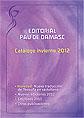 Editorial Pau de Damasc Catálogo Invierno color(A5)