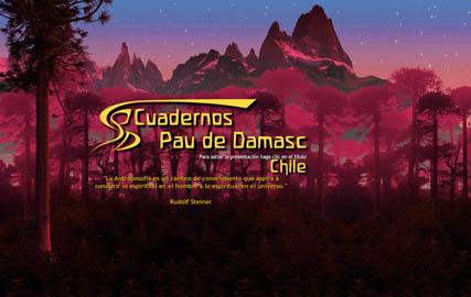 Cuadernos Pau de Damasc Chile