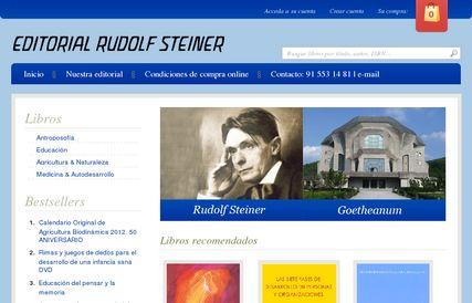Editorial Rudolf Steiner