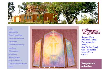 Editorial de la Comunidad de Cristianos